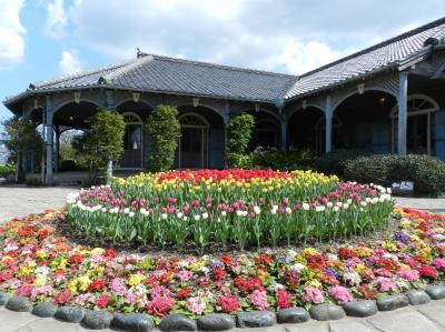 グラバー園でレトロ衣装にコスプレ!?◆2018年春/旅仲間と行く長崎・博多・糸島《その7》