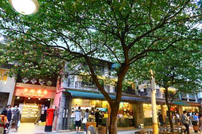 香港★香港は今日も元気です2 イースターのアフタヌーンティーブッフェのあとは 村さんぽ ~Essence@ノボテルシティゲート香港~