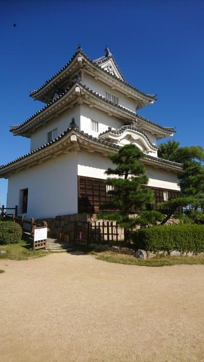 日本に現存する天守閣 全部行く。其の五 丸亀城。