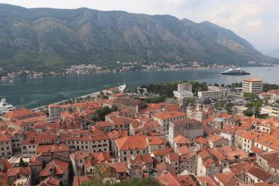 COLORS 橙・青・翠玉色の憧憬  Croatia へ2019 夏 3rd days ~まずはコトル