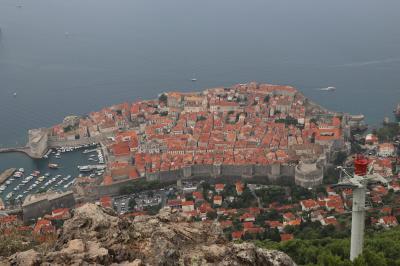 COLORS 橙・青・翠玉色の憧憬 Croatia へ2019 夏 4th days ~ドブロブニク観光