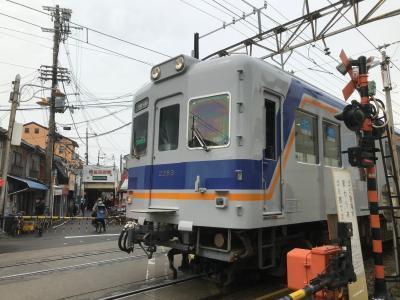 廃止が噂される大阪市内のローカル線(南海 汐見橋線)に乗ってみた