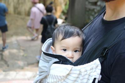 8ヶ月赤ちゃんと行くクリスマスダナン ② 2日目五行山