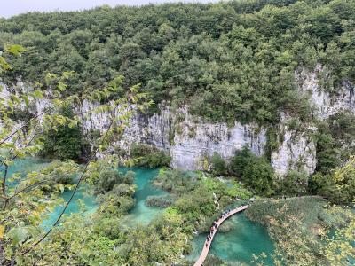COLORS 橙・青・翠玉色の憧憬 Croatia へ2019 夏 8th days ~プリトヴィツェ湖群国立公園