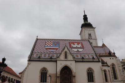 COLORS 橙・青・翠玉色の憧憬 Croatia へ2019 夏 9th days ~ザグレブ観光