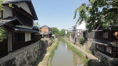 コロナでどこへも行けず、在庫の写真で旅行記作成(滋賀県聖地巡礼)