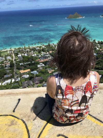 ハワイ 娘と二人 マウイ島からオアフ島への旅 ⑤