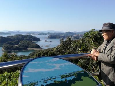母との想い出を訪ねて 米寿の父と九州レンタカー旅③