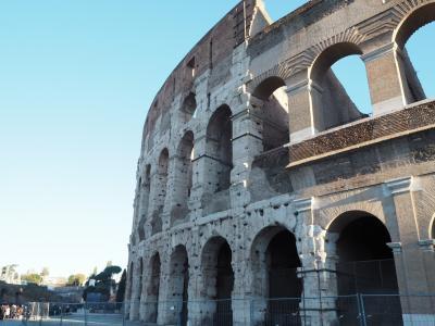 年末年始は家族でイタリア!ローマ・フィレンツェ へ!旅行記③