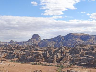 マダガスカル イサロ国立公園