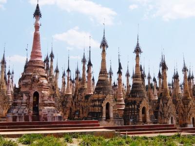 1日目:ミャンマー旅行☆ヤンゴン~バガン~インレー湖~ミャンマービーチリゾートを巡る