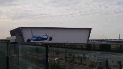 JALバンコク搭乗記2020/02 その1(HND-NGO-BKK Y) 往路:セントレア乗継でバンコク