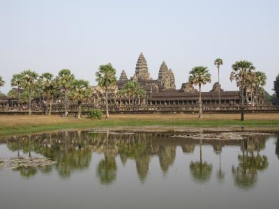 アンコールワットの旅(カンボジア弾丸旅行)②