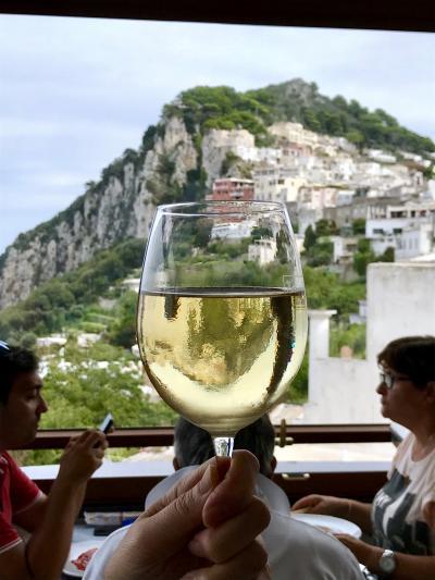 しつこいパピーは、3度目の南イタリア (PART8 カプリ島を楽しむ編)