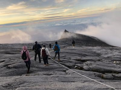 2019.11.02. 4,095mキナバル山への挑戦