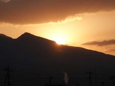 散歩・潤井川周辺 =朝日を見ながら= 2020.05.14