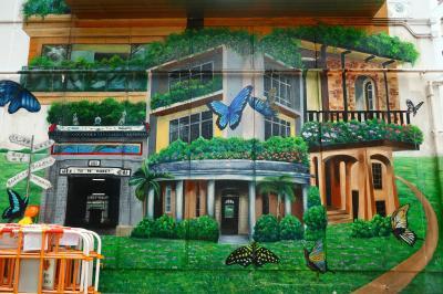 香港★香港は今日も元気です1 久しぶりに大埔 熟食中心が閉まっていたので別のお店で飲茶 ~大日子酒家~