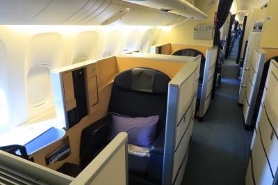 ANA特典ファーストで行くニューヨーク・シカゴ、オヘア空港から成田への旅
