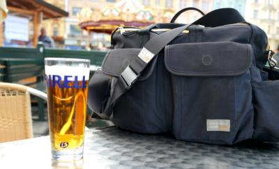 普段使いはもちろん、旅行やバイクに乗る時にも重宝する魔法の鞄 / 軽くて、雨にも強く、大容量 旅行鞄の愛用品