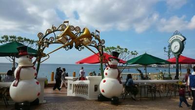 2020女正月は沖縄で~2日目 ヒルトン北谷