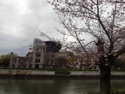 島根、山口、広島周遊⑧広島市内