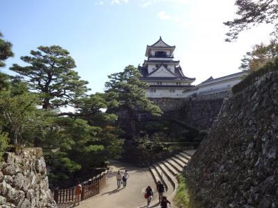 高知城下唯一の天然温泉三翠園温泉と高知城