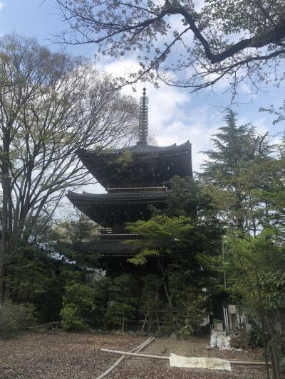 高輪周辺の東禅寺、覚林寺、立行寺、高輪神社を巡る