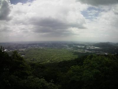 第1回山登り 道樹山、大谷山、弥勒山(愛知県)2020年05月23日