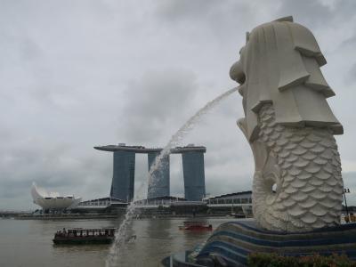 シンガポール2018(その10:マリーナ・エリア②)