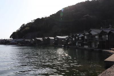 伊根の舟屋でのんびり旅