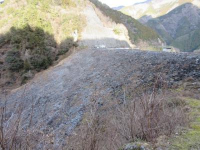 2020年1月30日:ダムカード収集-47 静岡天竜川再訪編 (後編) 「水窪ダム」そして日本のチロルと称される南信「下栗の里」を訪問