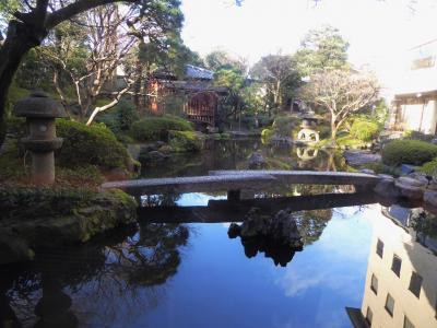 家族旅行2020冬プロローグ・京都その4,京都ガーデンパレス庭園
