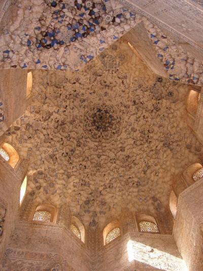 【13泊14日スペイン旅行記】2004年9月・スペイン周遊旅行記・ グラナダ、アルハンブラ宮殿とフラメンコ鑑賞