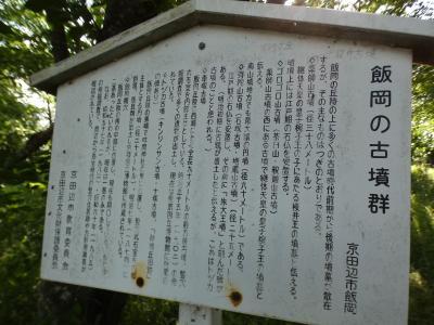 京田辺 飯岡古墳群(Inooka Ancient Tombs, Kyotanabe, Kyoto, JP)