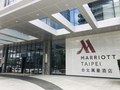 Taipei Marriott Hotel 宿泊記