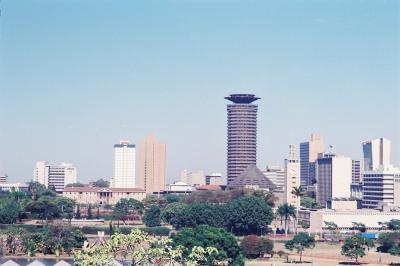 1991年、湾岸戦争の真っ只中に卒業旅行④(混沌のナイロビ、日本人BPの集まるイクバルホテル)