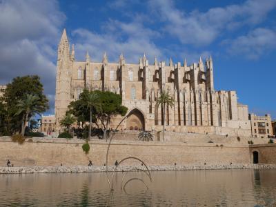 2019-2020年末年始バルセロナ&マヨルカ島 その13 最後のマヨルカ観光はグダグダ…