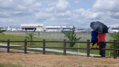 2020年守ろうみんなの健康!テクテクリンリン2・欠航の成田とパンクの洗礼を味わい空港を1周する