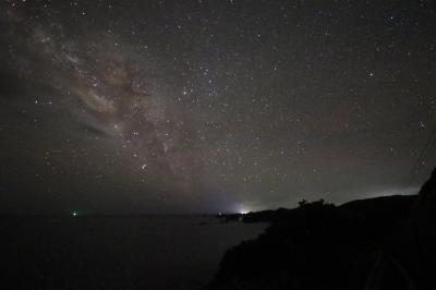 鹿児島の星空