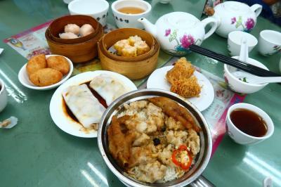 香港★香港は今日も元気です1 たまにはベタな香港 老舗で飲茶 ~蓮香樓~