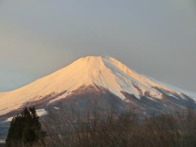 月例登山報告2/石割山・その2.今回も'フォレストリゾート山中湖秀山荘'に宿泊します。