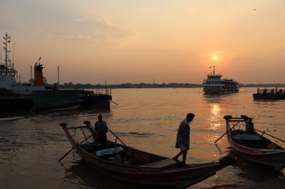 ミャンマーひとり旅 @2019.12~2020.01【2日目】