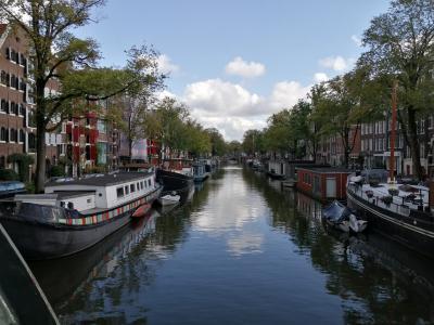 シニア主婦のユーレイルパス一人旅(13) アムステルダム