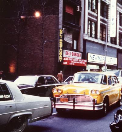 1982-1988 ニューヨーク 3回渡航記