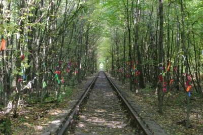 万博打ち上げ旅15~ウクライナ編前半・愛のトンネル〜