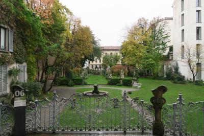 もう一度行きたいミラノ! レオナルドのブドウ園