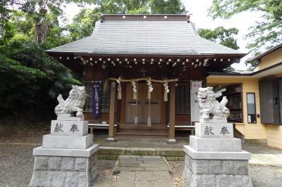 上大岡鹿嶋神社(横浜市港南区上大岡西3)