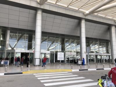 エジプト 空路封鎖緊急帰国