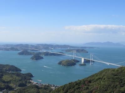 しまなみ海道、道後
