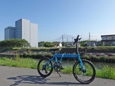 自転車でGO! 2020.05.22 =1.田子の浦から新富士川橋まで=